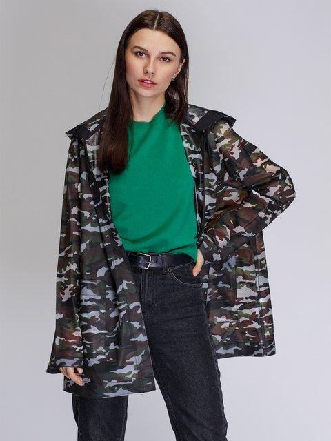 Ветровка камуфляжной расцветки Zara 3917456