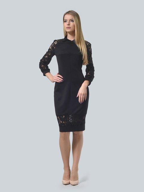 Платье черное LILA KASS 3939907