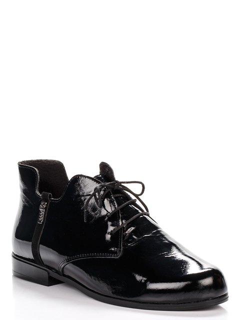 Ботинки черные Salon Madam 3933464