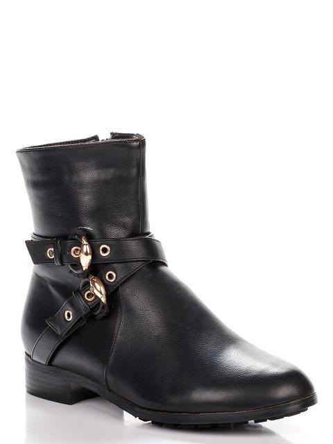 Ботинки черные Elmira 3933465