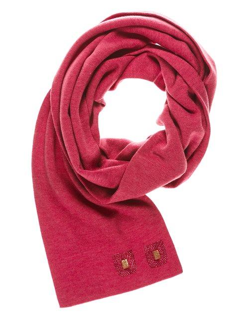 Шарф рожевий Angel 3936157
