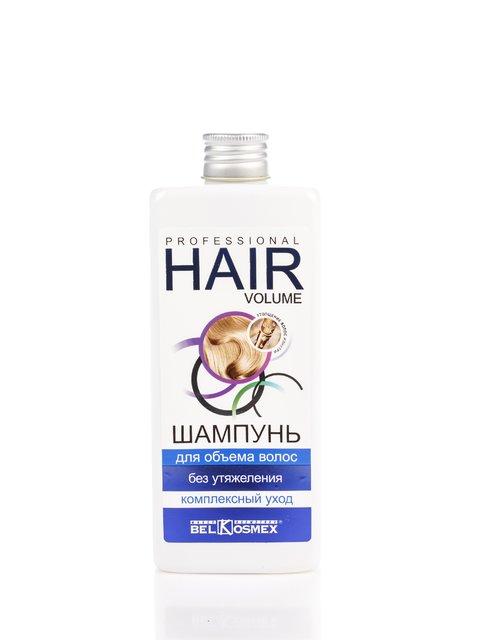 Шампунь для об'єму волосся без обважнення «Комплексний догляд» (230 г) BelKosmex 3934333