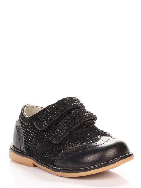 Туфли черные Шалунишка 3926559