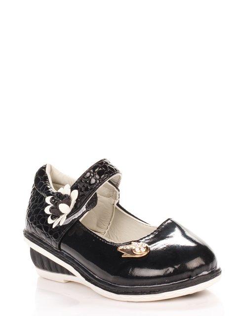 Туфли черные Шалунишка 3902750
