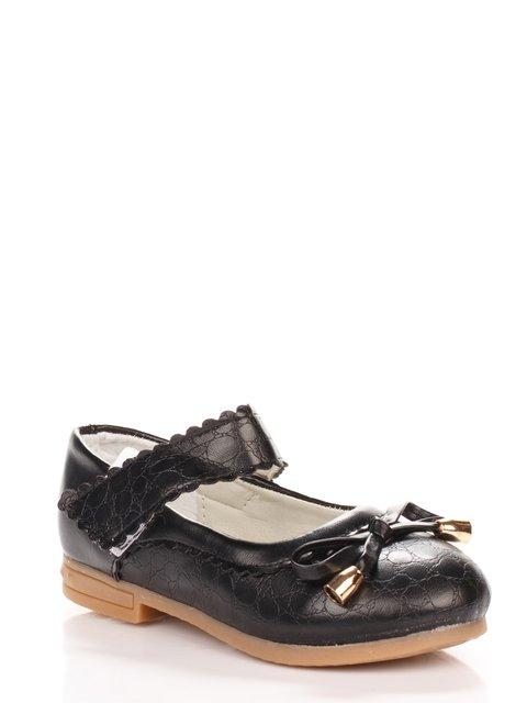 Туфли черные Шалунишка 3902752