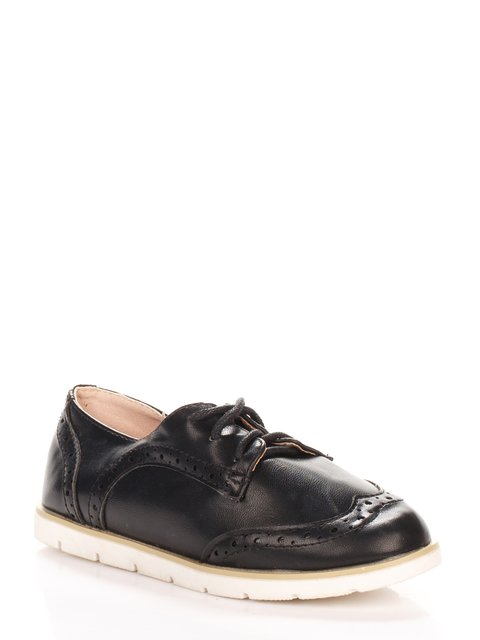 Туфли черные Шалунишка 3902684
