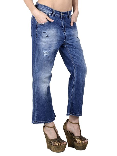 Джинсы синие Sexy Woman 3957456