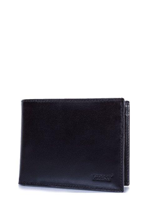 Портмоне черное Grass 3958434