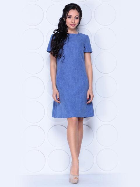 Сукня синя Laura Bettini 3959283