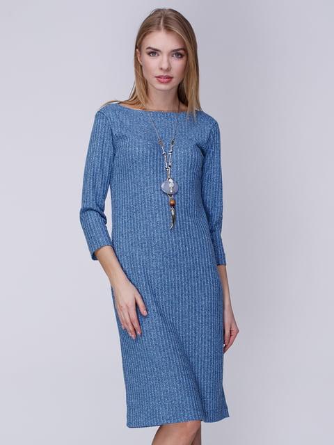 Сукня блакитна Jet 3961633