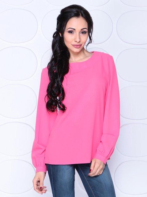 Блуза рожева Rebecca Tatti 3961676