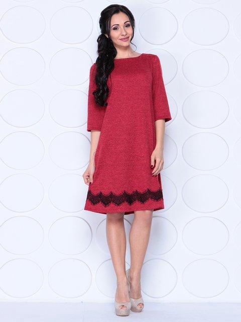 Платье красное Laura Bettini 3962334