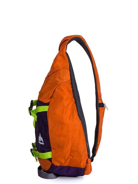 Рюкзак оранжевый ONEPOLAR 3924641