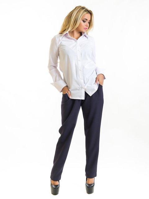 Рубашка белая First Land Fashion 3973821