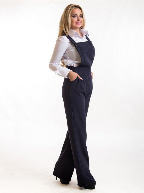Комбинезон синий First Land Fashion 3973849