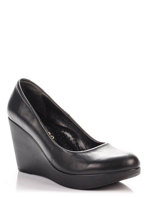 Туфли черные Guero 3965218