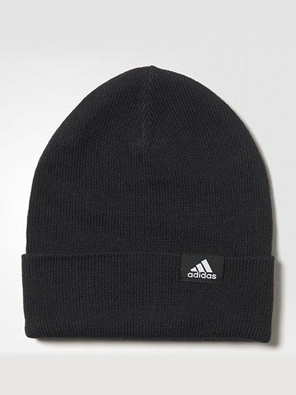 Шапка черная Adidas 3681607