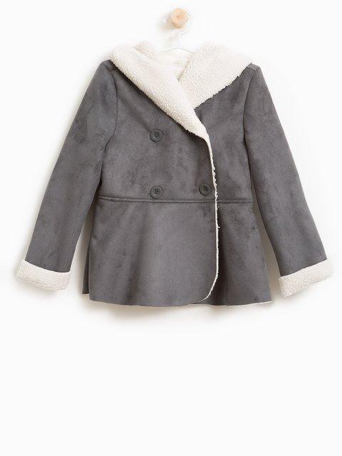 Куртка сіра Oviesse 3785648