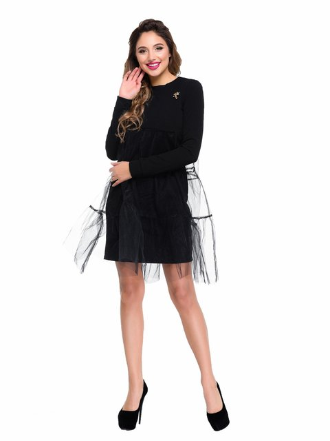 Сукня чорна Magnet 3977427