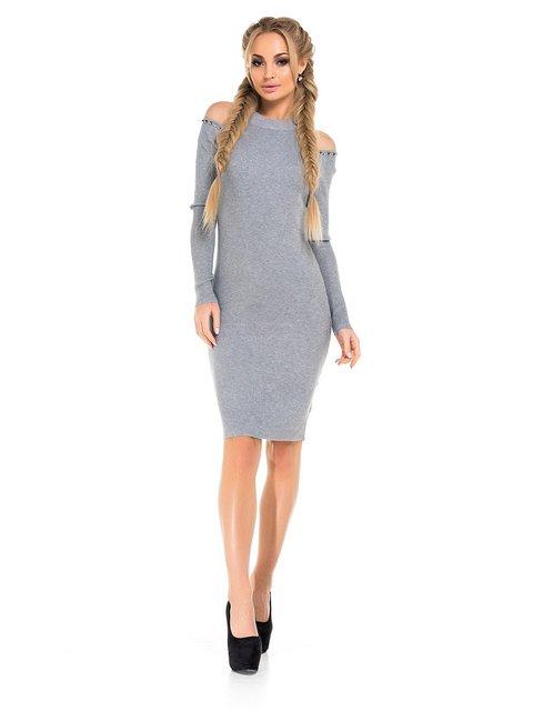 Платье серое Magnet 3977599