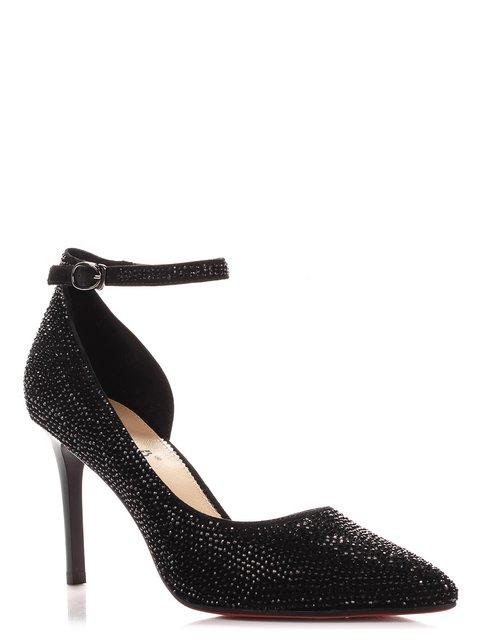 Туфли черные Big Rope 3979599