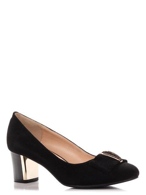 Туфли черные Blizzarini 3725544