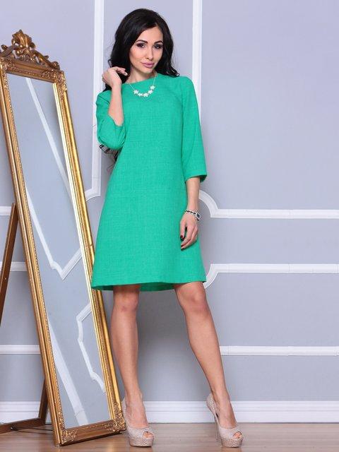 Сукня зелена Rebecca Tatti 3993192