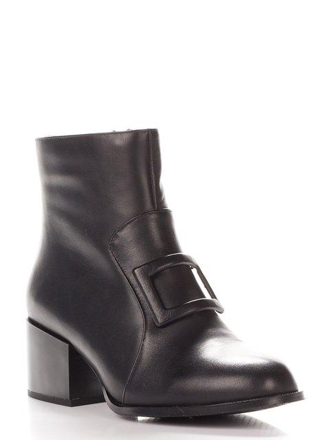 Ботинки черные Blizzarini 3988927