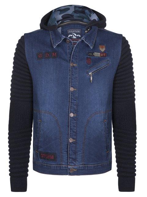 Куртка синя Giorgio di Mare 3989679