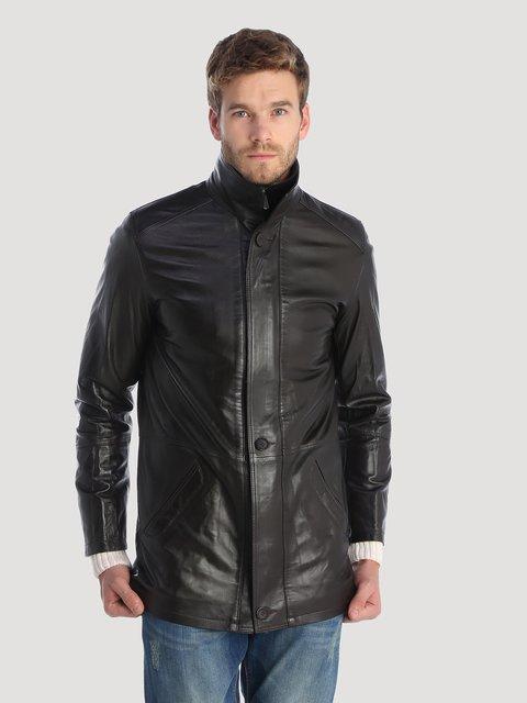 Куртка чорна Giorgio di Mare 3993031