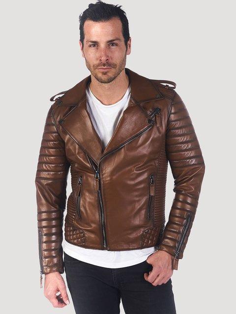 Куртка коричнева Giorgio di Mare 3993032