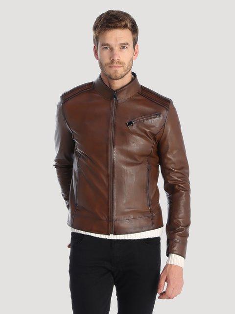 Куртка коричнева Giorgio di Mare 3993058