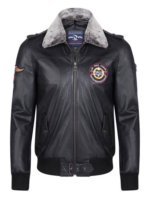 Куртка чорна Giorgio di Mare 3993070