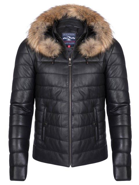Куртка чорна Giorgio di Mare 3993073