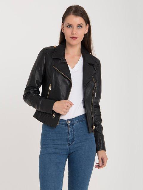Куртка чорна Giorgio di Mare 3993081