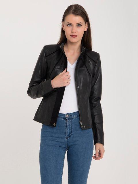 Куртка чорна Giorgio di Mare 3993140