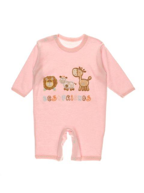 Чоловічок рожевий Ladida Baby 3877623