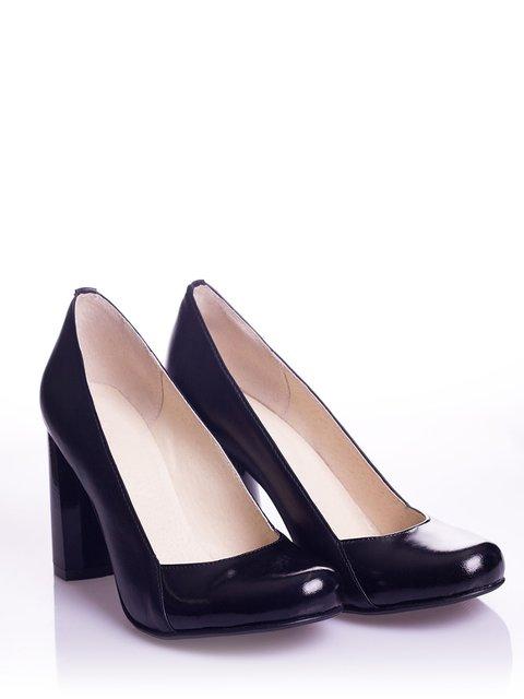 Туфлі чорні La Rose 4000530