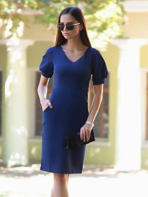 Платье темно-синее Laura Bettini 3997219