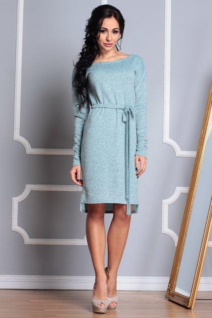 Сукня сіра Laura Bettini 3997239
