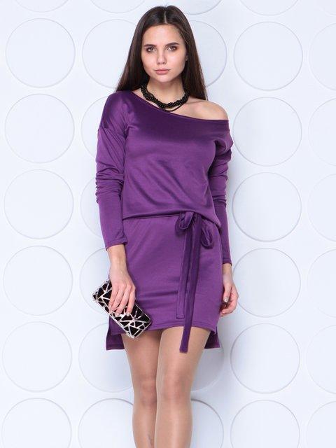Сукня темно-фіалкова Laura Bettini 3997240