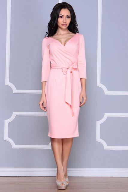Сукня персикового кольору Laura Bettini 3997268