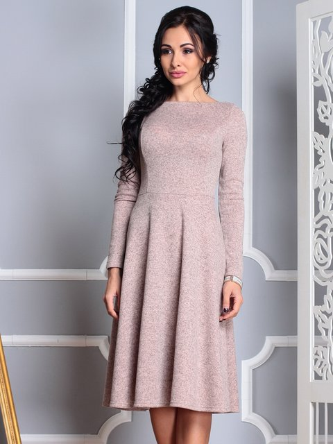 Платье персиковое Laura Bettini 3997290