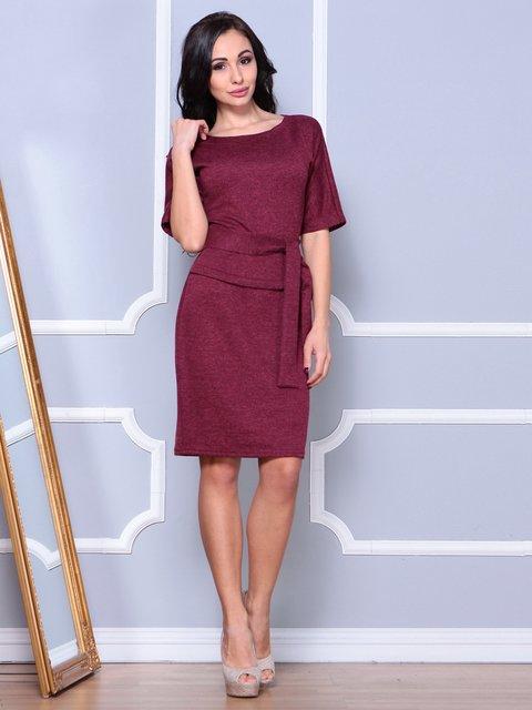 Сукня бордова Laura Bettini 3997341