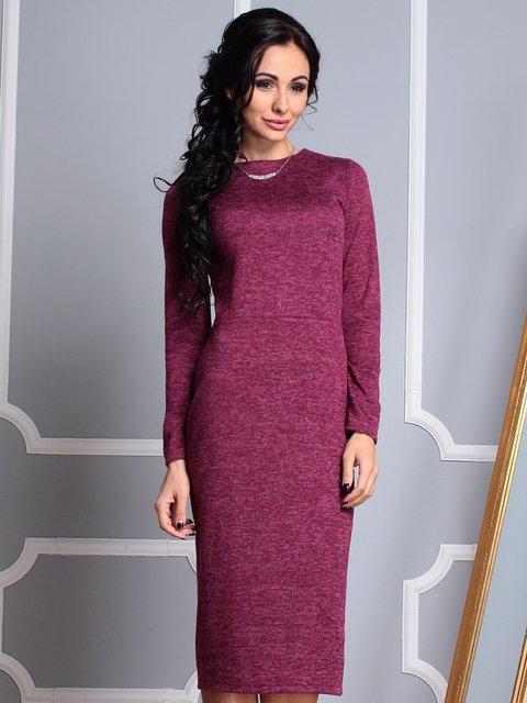 Сукня кольору бордова малина Laura Bettini 3997372