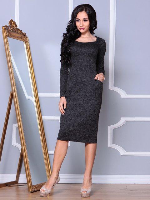 Платье черное Laura Bettini 3997399