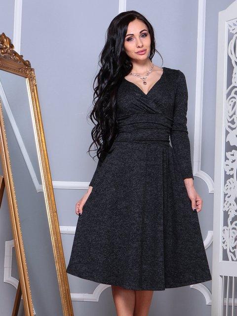 Платье черное Laura Bettini 3997421