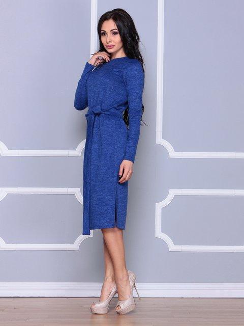 Платье цвета электрик Laura Bettini 3997434