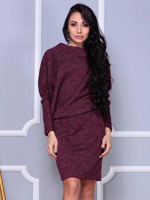 Платье фиолетовое Rebecca Tatti 3997658