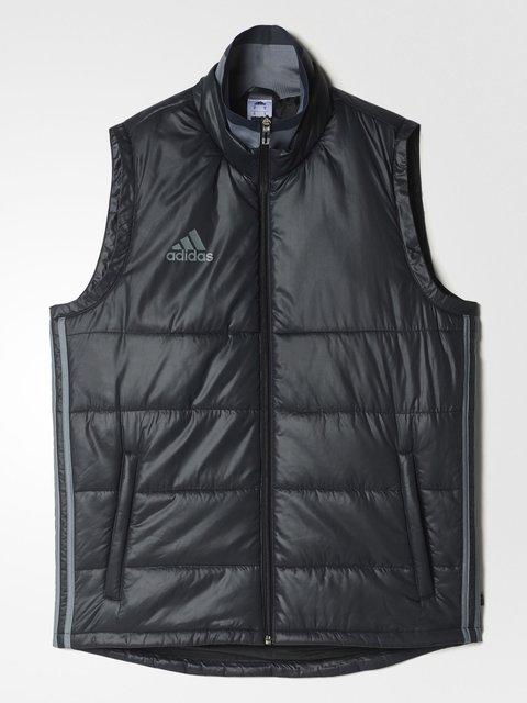 Жилет черный Adidas 3839355